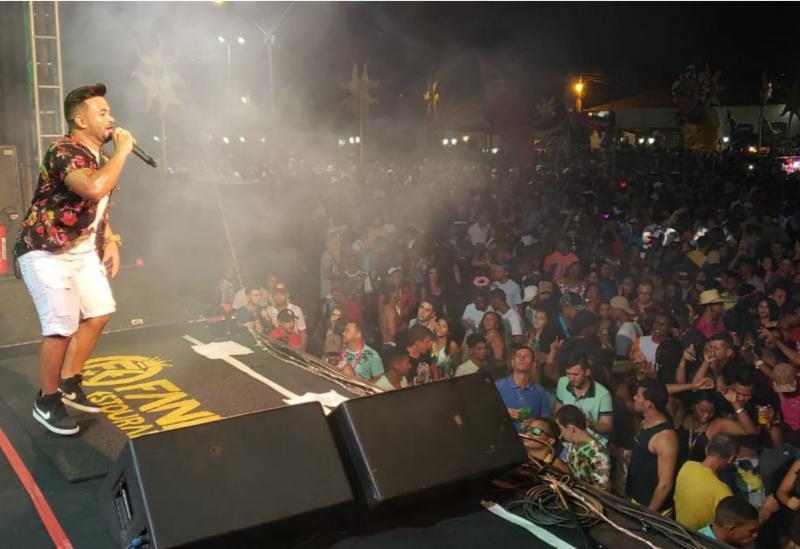 Fann Estourado é um dos destaques do Carnaval de Rio de Contas
