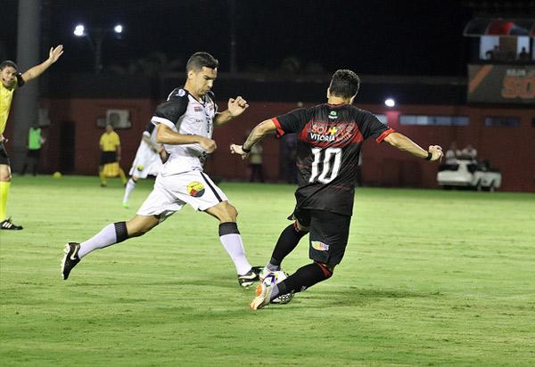 Vitória perde para o Botafogo-PB pelo Nordestão