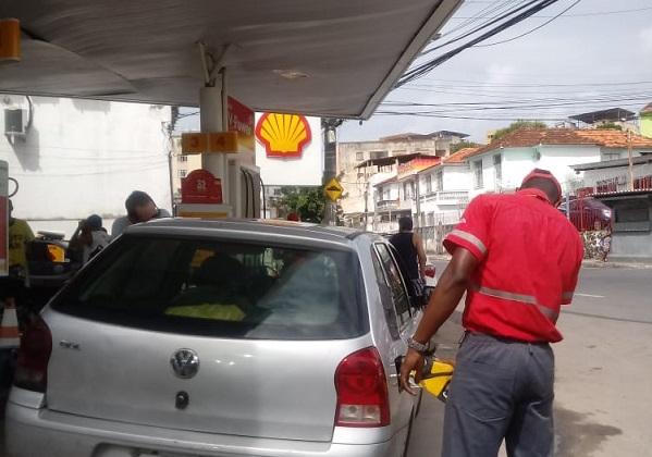 Aumento da gasolina já soma 22% no acumulado do ano