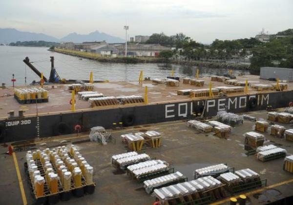 Governo leiloa nesta quinta quatro áreas portuárias