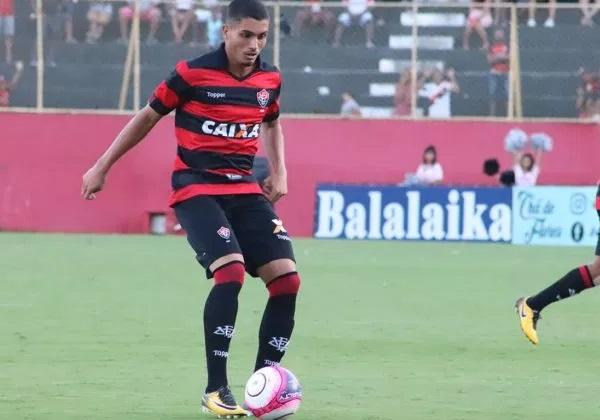 Vitória pode receber do Palmeiras até R$ 15 milhões por Luan Ferreira