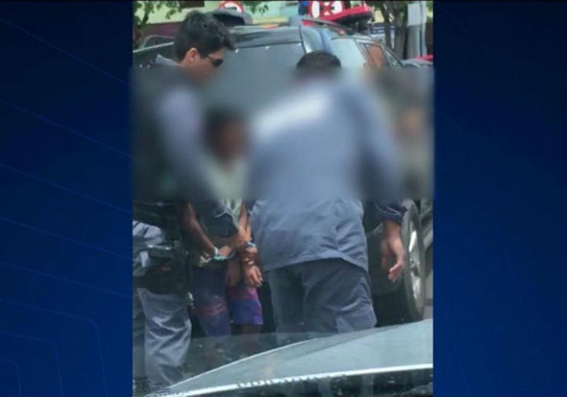 OAB pede apuração de conduta de policiais que amarraram crianças no MA