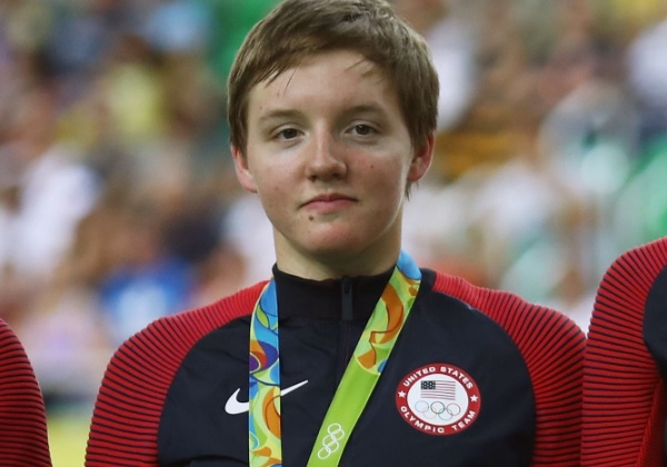 Medalhista olímpica do Rio é encontrada morta dentro de casa