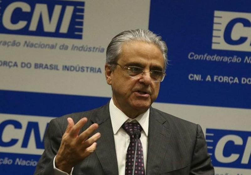 PF prende presidente da CNI, Robson Andrade
