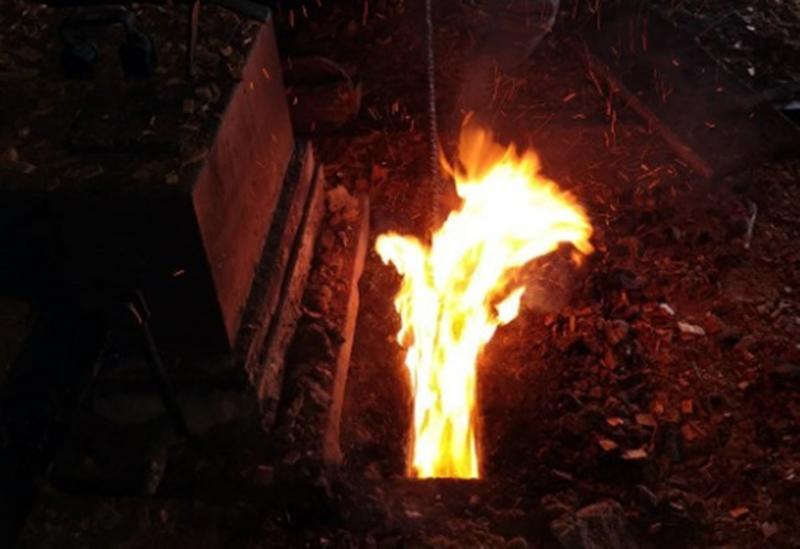 Polícia incinera meia tonelada de drogas; 'donos' de material são procurados