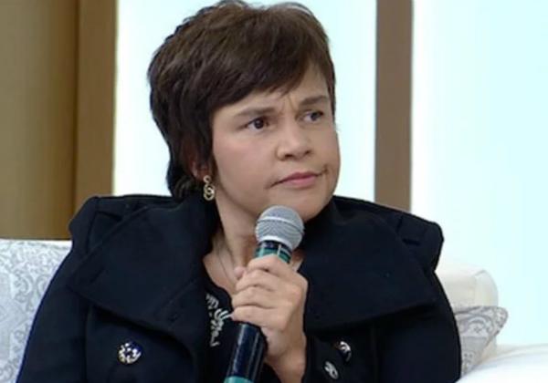 Claudia Rodrigues apresenta melhora em quadro de saúde