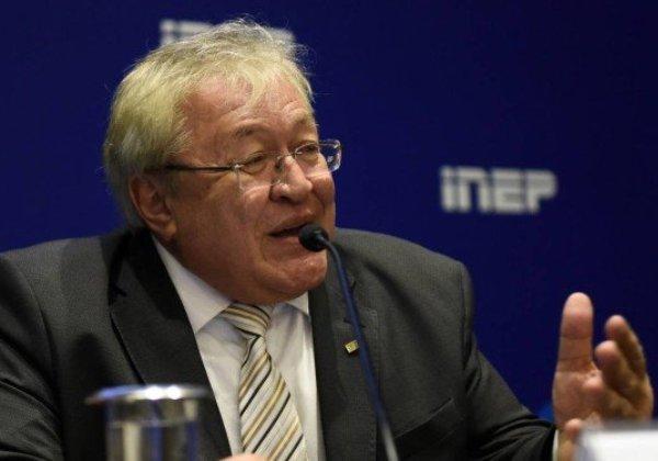 Ministro da Educação é 'gerencialmente incompetente', diz exonerado do Inep