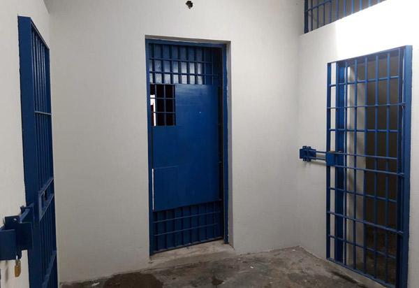 Barra da Estiva: Complexo Policial é reformado pelo Conselho Comunitário de Segurança