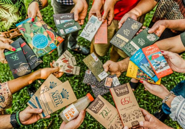 Chocolates produzidos na Bahia são destaque em Festival de São Paulo