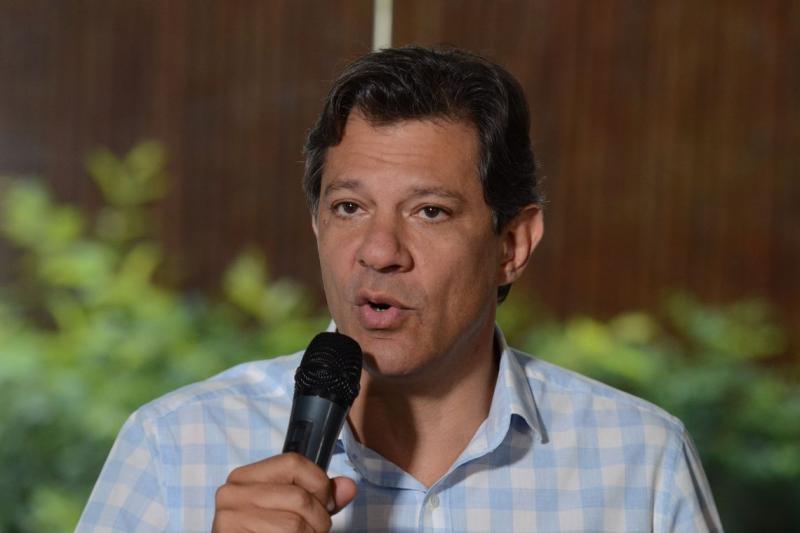 Fachin multa campanha de Haddad por notícias contra Bolsonaro
