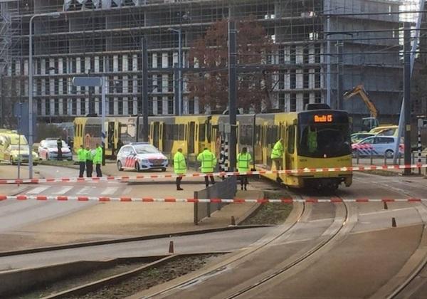 Tiroteio deixa um morto e feridos em Utrecht, na Holanda