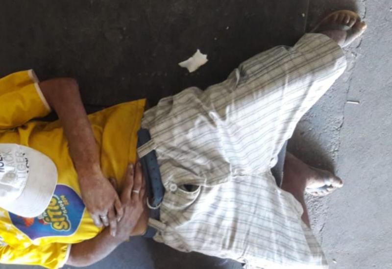 Brumado: homem morre no mercado municipal supostamente por ter bebido cachaça com cajú