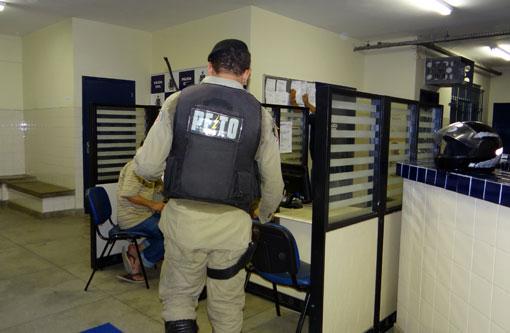 Indivíduo com prisão em aberto desde 2018 é capturado em Brumado