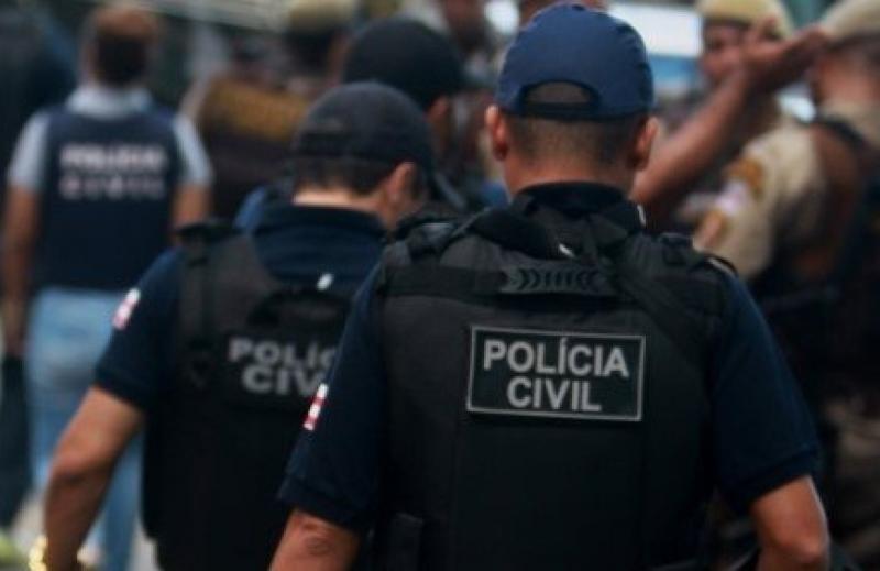 Policiais civis reduzem atividade em protesto ao atraso salarial